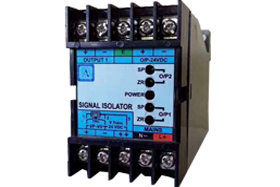 Signal Isolator, Convertor, Transmitter and Transducer